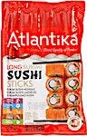 Atlantika Long Surimi Salmon Sushi Sticks 500 g