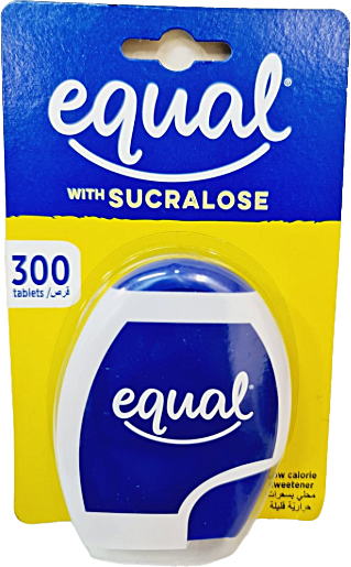 Equal Sucralose 300's