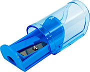 Deli Pencil Sharpener with Canister Assistant Blue 1's