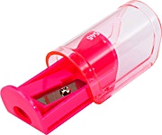 Deli Pencil Sharpener with Canister Assistant Pink 1's