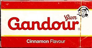 Gandour Gum Cinnamon 13.5 g