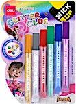 Deli Colorful Glitter Glue 12 ml