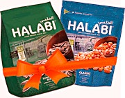 Halabi Classic 250 g + Sunflower Seeds 175 g @Special Price