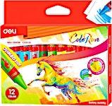 Deli Wax Crayon 12's