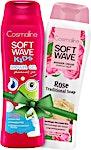 Cosmaline Soft Wave Rose + Kids Shower Gel @Special Price