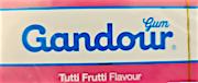 Gandour Gum Tutti Frutti 13.5 g