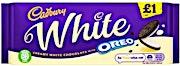 Cadbury White Oreo 120 g
