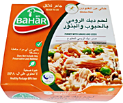 Bahar Turkey with Grains and Seeds 185 g