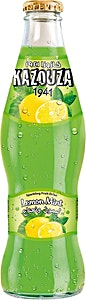 Kazouza Sparkling Lemon Mint 250 ml