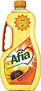 Afia Sunflower Oil 1.5 L - 20 % Off