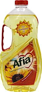 Afia Sunflower Oil 2.9 L - 20 % Off