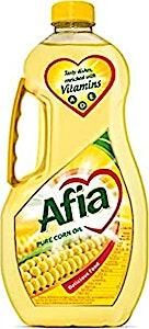 Afia Corn Oil 1.5 L - 15 % Off