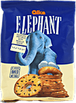 Elephant Squeezed Pretzels & Nigella Seeds 80 g