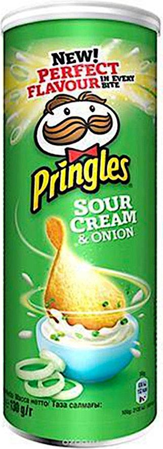 Pringles Sour Cream & Onion 130 g