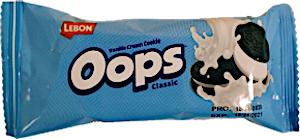 Lebon Oops Vanilla Cream Cookie Classic 37 g