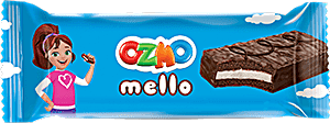 Ozmo Milk Chocolate & Marshmallow  30 g
