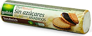 Gullon Diet Nature Chocolate Sandwich 250 g