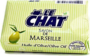 Le Chat Hand Soub Olive 115 g