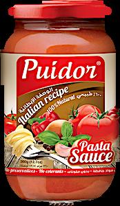 Puidor Pasta Sauce Italian Recipe 360 g