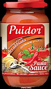 Puidor Arrabiatta Pasta 360 g