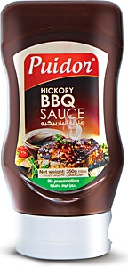 Puidor BBQ Sauce 350 g