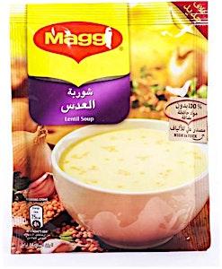 Maggi Lentil & Rice Soup 65 g