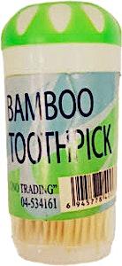 Trust Bamboo Toothpick 1's