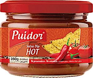 Puidor Hot Salsa Dip 280 g