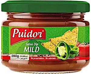 Puidor Mild Salsa Dip 280 g