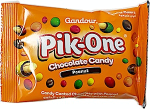 Pik-One Peanut Candy 44 g