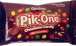 Pik-One Milk Chocolate Candy 45 g