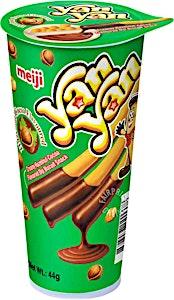 Yan Yan Biscuit Snack Hazelnut Dip 1's