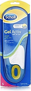 Scholl Gel Active Insoles For Sport Small 1's