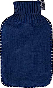 Fashy Knitted Cover Water Bag Blue 1's