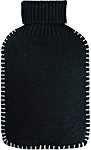 Fashy Knitted Cover Water Bag Black 1's