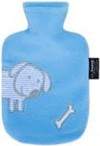 Fashy Little Stars Water Bag With Fleece Cover Blue 1's