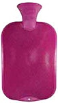 Fashy Water Bag With Stripes Cover Purple 1's