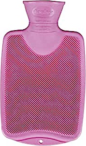 Fashy Water Bag With Stripes Cover Pink 1's