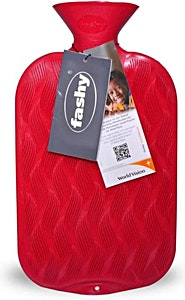 Fashy Water Bag With Stripes Cover Red 1's