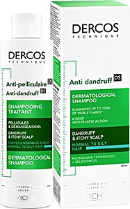 Dercos Anti Dandruff Normal To Oily Hair 200 ml