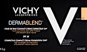Vichy Corrective Compact Cream Foundation Bronze no.55