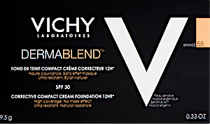 Vichy Corrective Compact Cream Foundation Bronze no.55