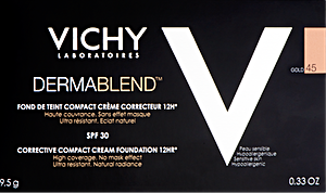 Vichy Corrective Compact Cream Foundation Gold no.45
