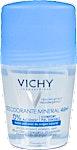 Vichy Mineral Deodorant Roll For Women 50 ml
