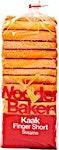 Wooden Bakery Kaak Finger Short Sesame 350 g