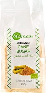 Bio mass Organic Cane Sugar 750 g