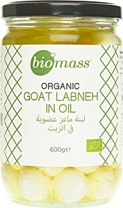 Bio mass Organic Goat Labneh In Oil - 600 g