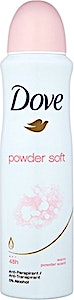 Dove Spray Powder Soft 150 ml