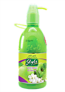 Style Hair Shampoo Apple Blossom 1125 ml