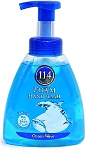 114 Foam Hand Wash Ocean Wave 400 ml